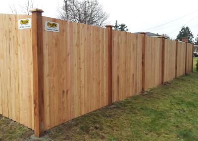 Estate Fence