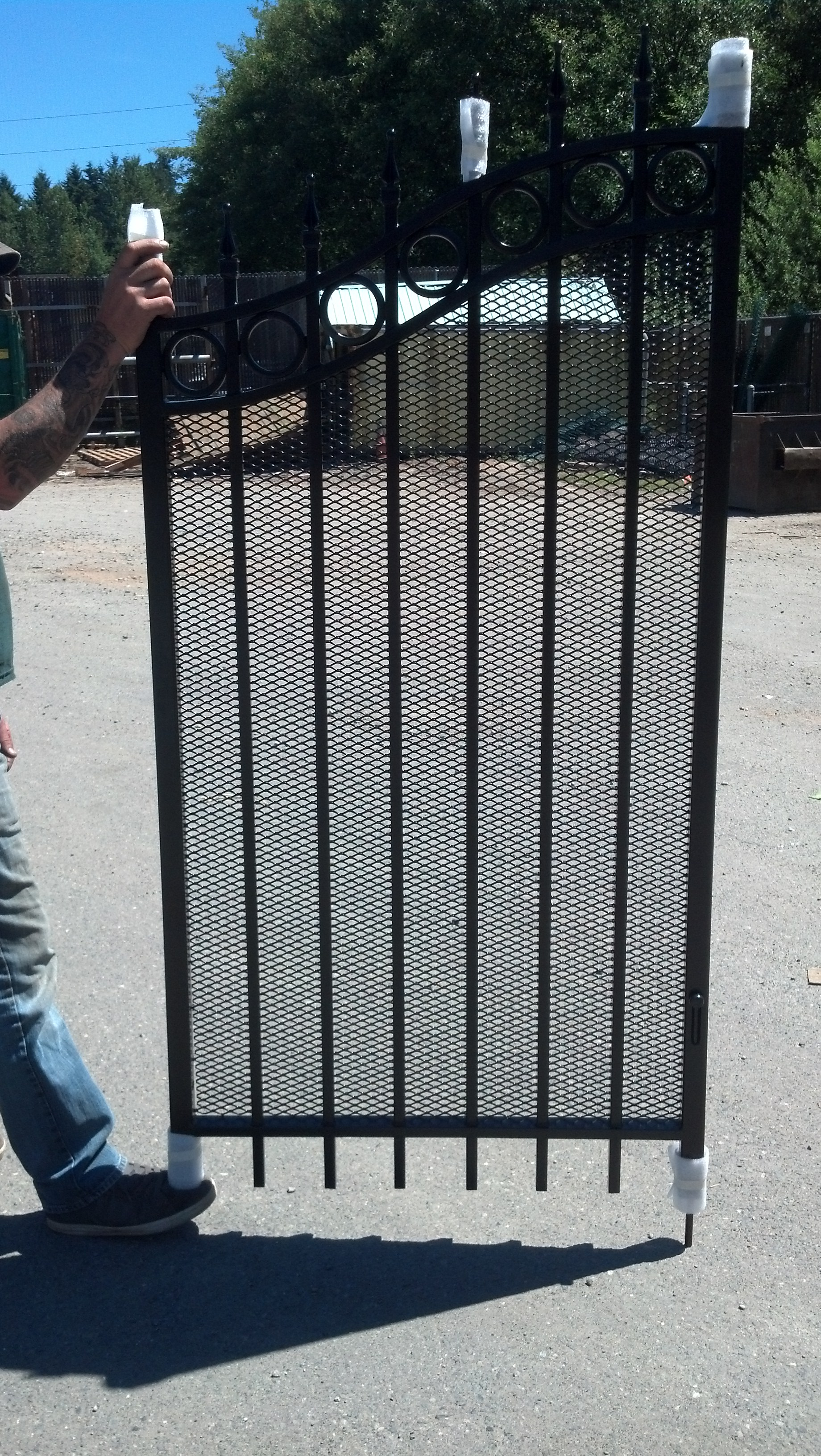 Images Of Expanded Metal Decorative Fence