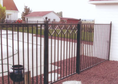 CWF Design Regal OI Gate