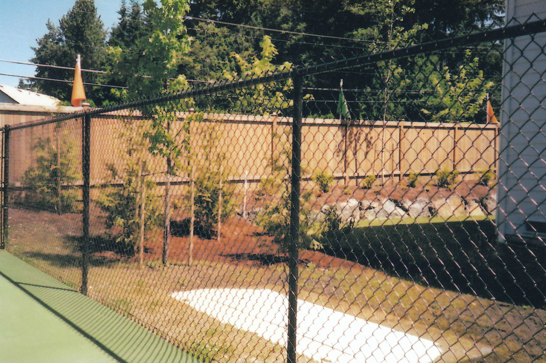 Chain Link Fencing In Sammamish  Wa