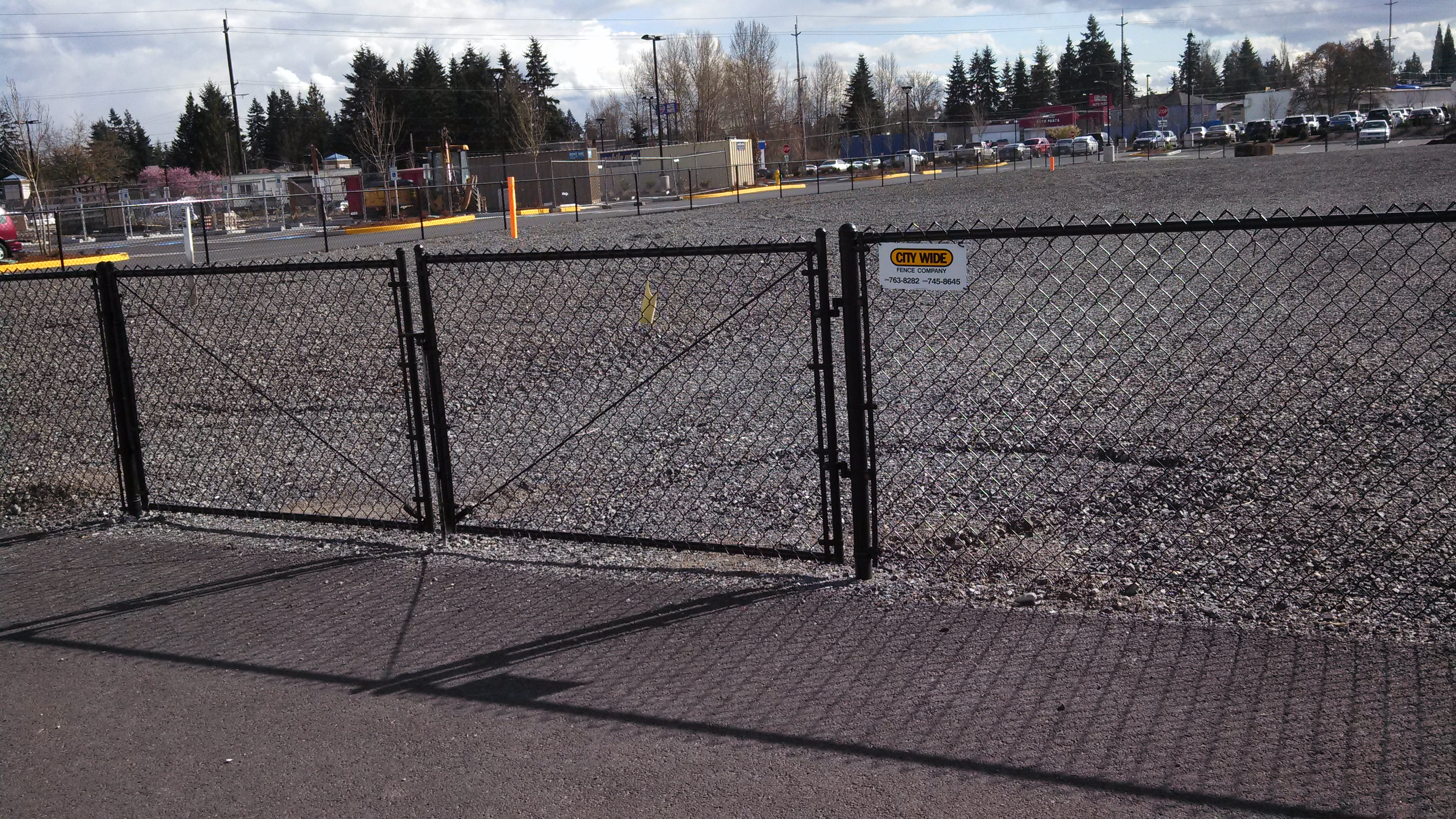 Chain Link Fencing In Lynnwood Wa