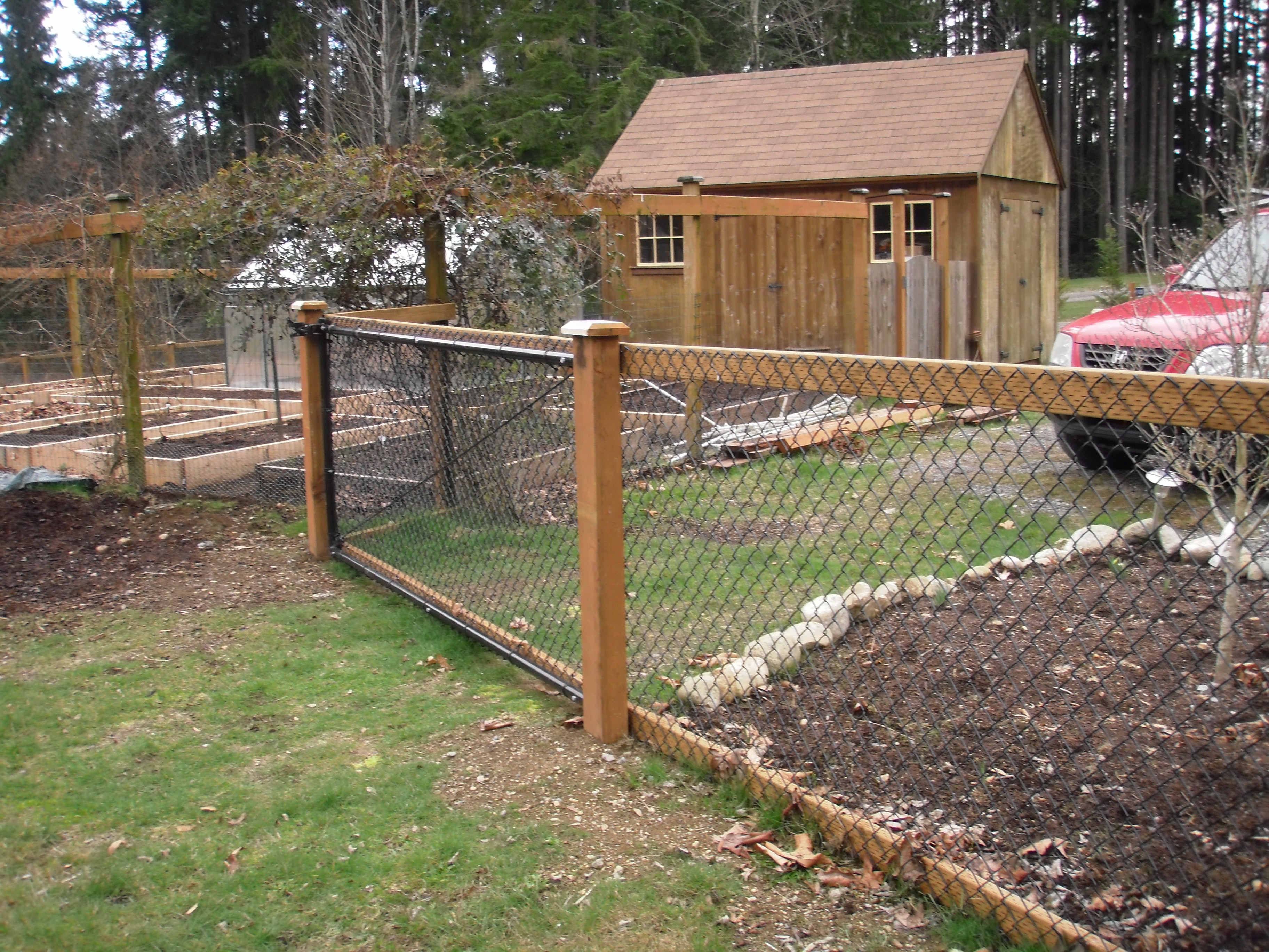 Chain Link Fencing In Sammamish Wa City Wide Fence