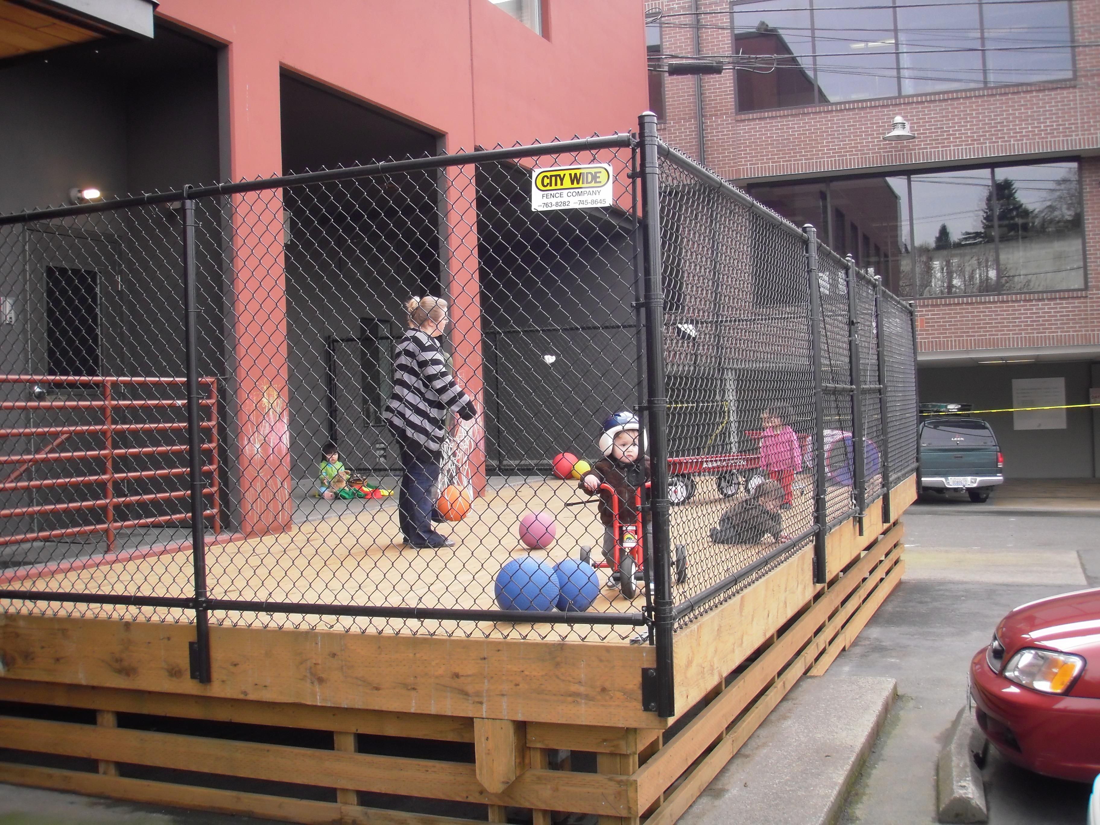 Chain Link Fencing In Lynnwood Wa