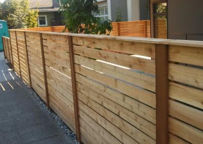 Horizontal Fence (2)