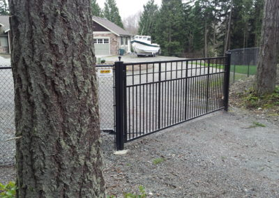 OI Craftsman Style Gate